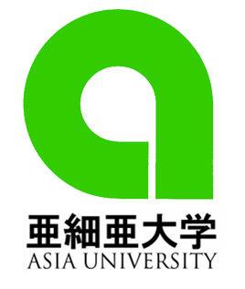 日本亚细亚大学校徽